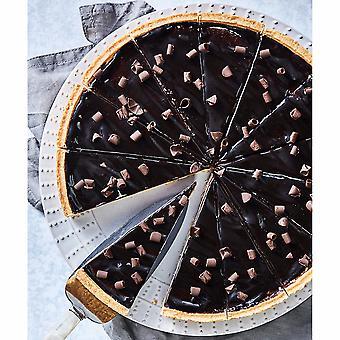 Country Range Frozen Baked Belgian Chocolate Espresso Tart