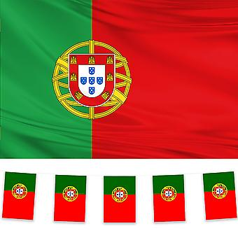Portugal Vlag & Bunting Pack