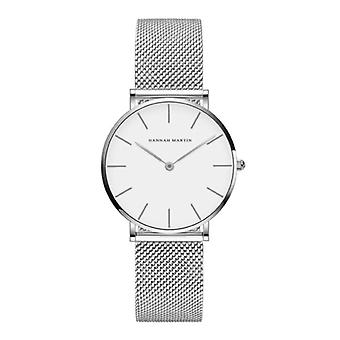 Hannah Martin Ladies Watch - Anologue Movement Mesh Strap for Women - CB36-WYY