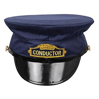 LIO1802050, CAPPELLO POLAR EXPRESS CONDUCTOR N. 27