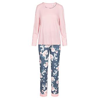 Rösch New Romance 1203641-16559 Women's Romantic Rose Pyjama Set