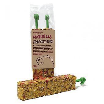 Naturals Strawberry Sticks