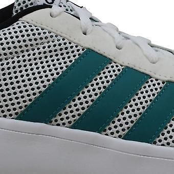 Adidas Lite Racer Footwear White/EQT Green-Core Black F99416 Men's