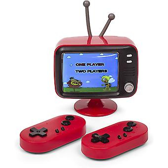 ThumbsUp! Retro Mini TV Konsole
