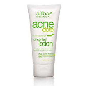 Alba Botanica Natural ACNEdote Oil Control Lotion, 2 oz