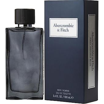 Abercrombie and Fitch Abercrombie and Fitch First Instinct Blue For Him Eau de Toilette Spray 100ml Eau de Toilette Spray