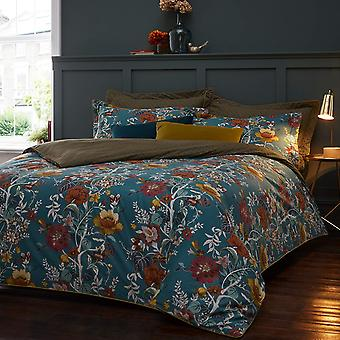 Paoletti Bloom Floral Duvet Cover Set