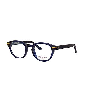 Cutler and Gross 1356 04 Midnight Rumble Blue Glasses