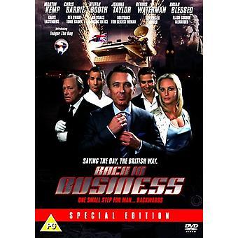 Zurück im Geschäft Film-Poster (11 x 17)