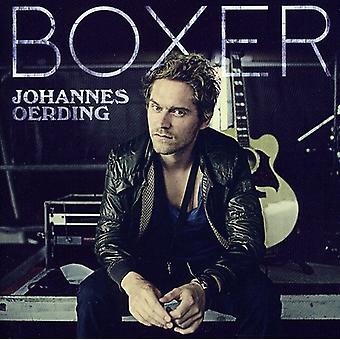 Johannes Oerding - Boxer [CD] USA import