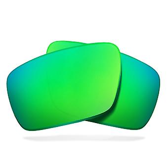 Polarized Replacement Lenses for Costa FANTAIL Sunglasses Anti-Scratch Green