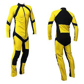 Freefly laskuvarjohyppy puku keltainen se-04