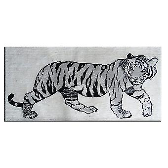 Tiger Printed Area Rugs