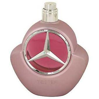 Mercedes Benz Woman Par Mercedes Benz Eau De Parfum Spray (testeur) 3 Oz (femmes) V728-537593