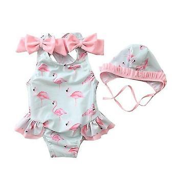 Vauvan bikinit uima-allaspuku uimapuku