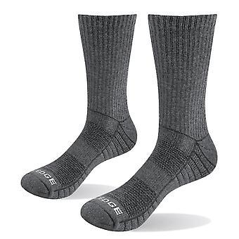 Baumwolle Kissen Crew Casual Sport Athletic/Wandern Socken
