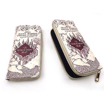 PU leather Coin Purse Cartoon anime wallet - Harry Potter #173