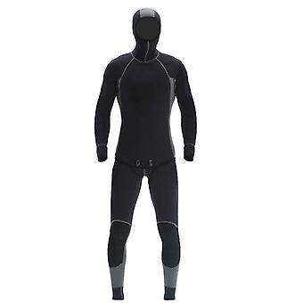 Wetsuit (XL) Zwart/Grijs