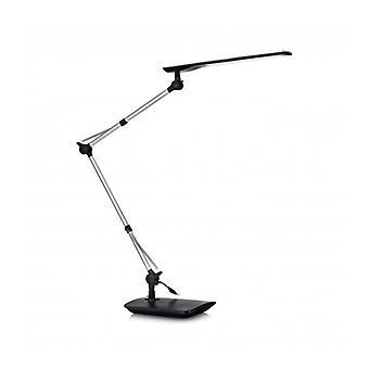 Tischlampe Studie Schwarz 1 Glühbirne