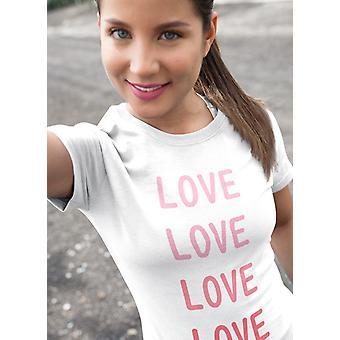 Liebe Liebe Liebe Frauen T-shirt