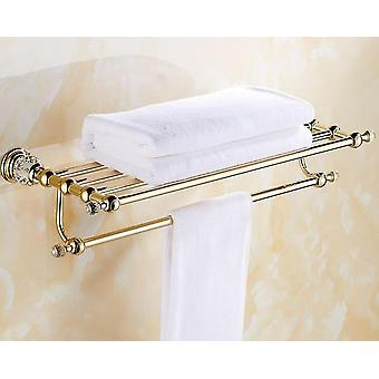 Handdoek rack - Badkamer haken Hardware Messing en Douche Mand Accessoires