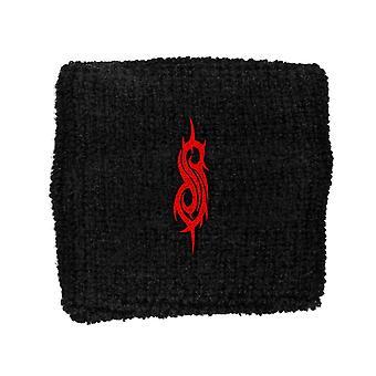 Slipknot Sweatband Tribal S Band Logo neue offizielle schwarz