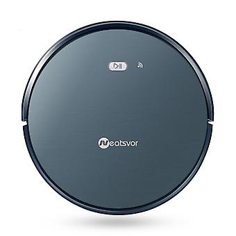 Robot Vacuum Cleaner Powerful Suction Pet Hair Home Dry Wet Mopping Cleaning