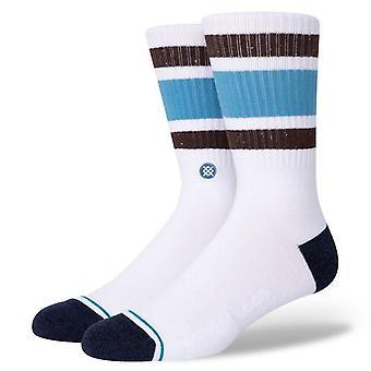 Stance Men's Socks ~ Boyd St brown