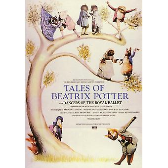 Tales of Beatrix Potter Movie Poster (11 x 17)