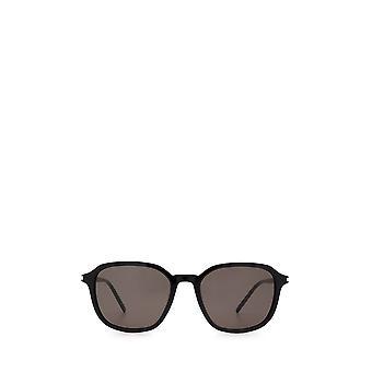 Saint Laurent SL 385 zwarte unisex zonnebril