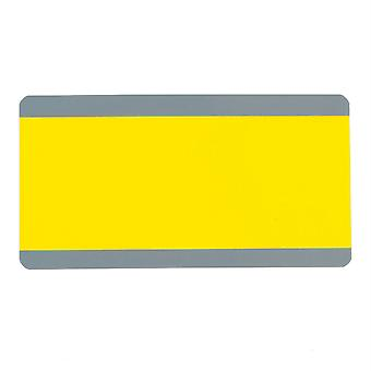 "Big Reading Guide, 3.75"" X 7.25"", Yellow"