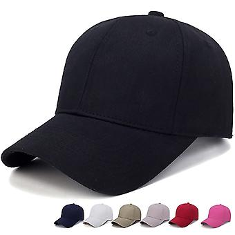 Cotton Light Board Solid Color Outdoor Sun Hat