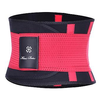 اللياقة البدنية حزام تشكيل الخصر المدرب المقرر مشد Cincher التفاف تجريب shapewear