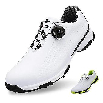 Men Sports Shoes Waterproof Knobs Mesh Lining Breathable Anti-slip Mens