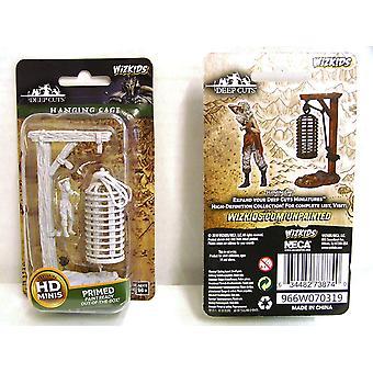 WizKids Deep Cuts Miniatures non peintes - Cage suspendue