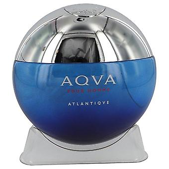 Bvlgari Aqua Atlantique Eau De Toilette Spray (Tester) Por Bvlgari 3.4 oz Eau De Toilette Spray