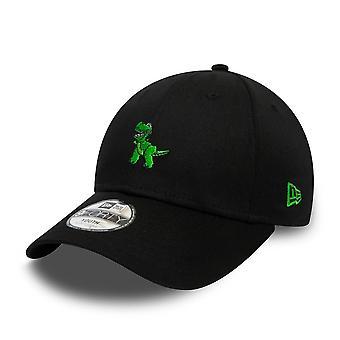 לוגו העידן החדש 9Forty ילדים כובע ~ רקס