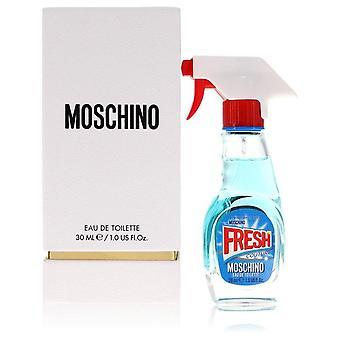 Moschino Fresh Couture Eau De Toilette Spray By Moschino 1 oz Eau De Toilette Spray