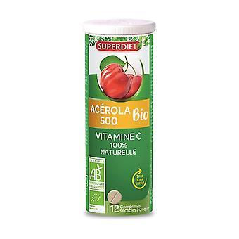 Acerola 500 Bio 12 tablets