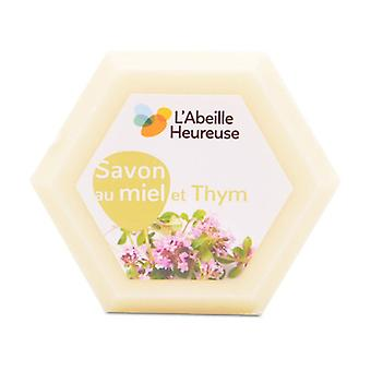 Honey and Thyme Soap 1 unit
