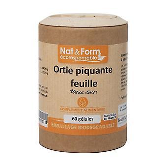 Stinging Nettle Leaf - Eco Range 60 capsules