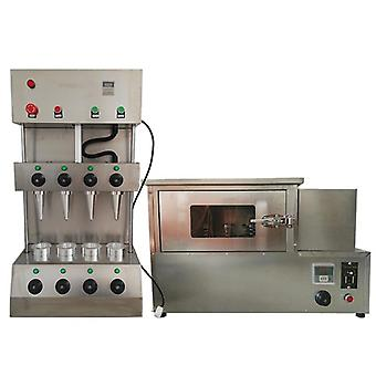 Pizza Machine Rotating Oven Machine Pizza Cone Machine Commercial Pizza Oven