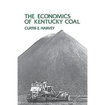 Curtis E. Harveyn Kentucky Coalin taloustiede - 9780813151489 Bo