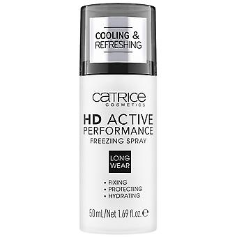 Catrice Cosmetics HD Active Performance Cooling Spray