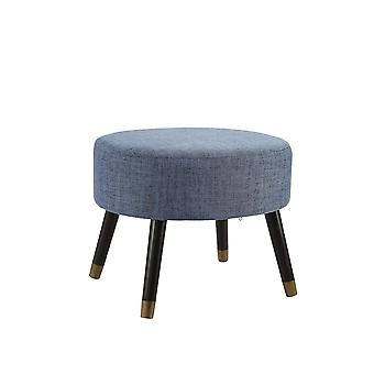 Designs4Comfort Mid Century Osmanischer Hocker - R9-139