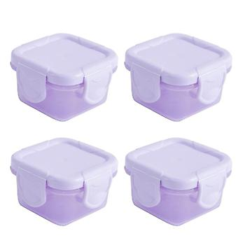 Baby Food Storage Containers, Baby Milk Powder Container Kids Box Food Fresh