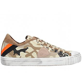 Gare Low Camo Sneakers