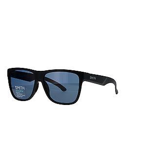 Smith Lowdown XL 2 003/6N Matte Black/Blue Sunglasses