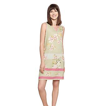 Féraud High Class 3211000-16406 Women's Graphic Flower Cotton Nightdress