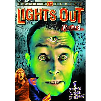 Lights Out - Lights Out: Vol. 8 [DVD] USA import